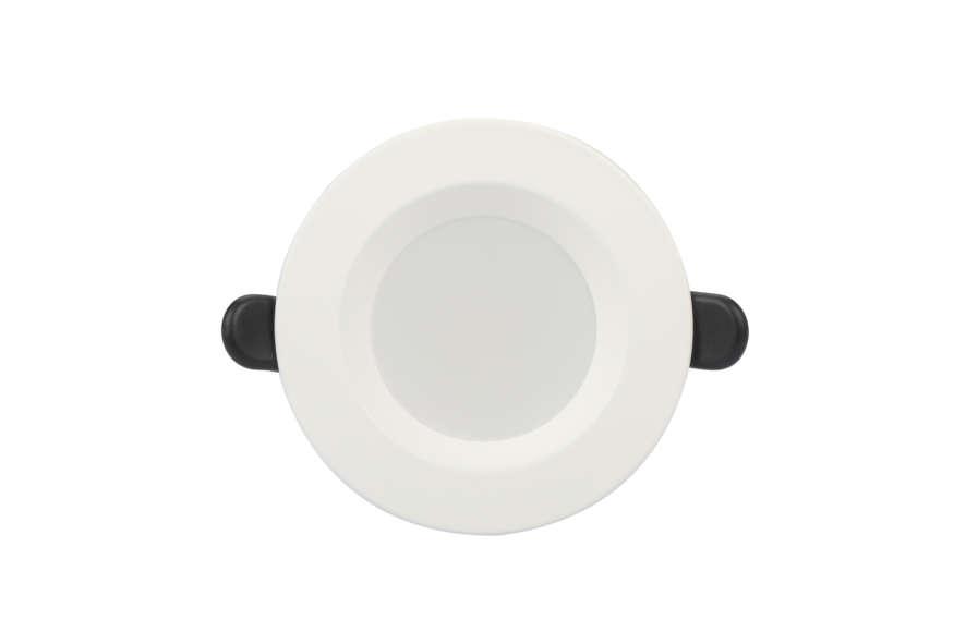 Rx Dl50 Downlight Round 8W Cct White 02