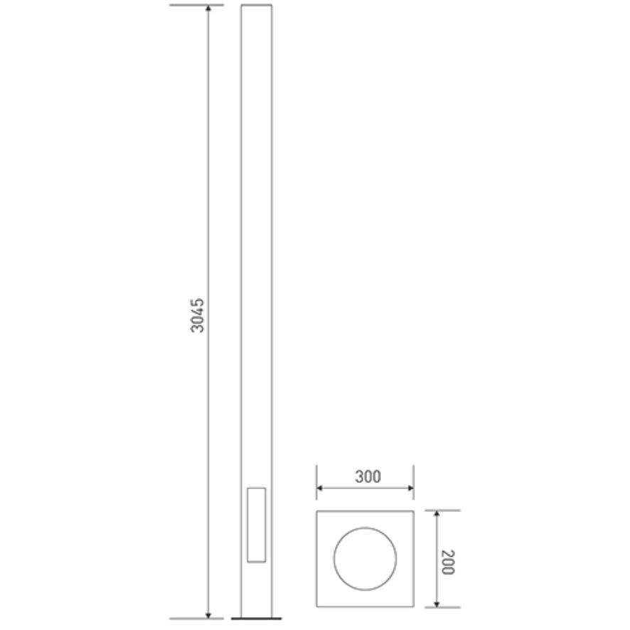Filar dimensions
